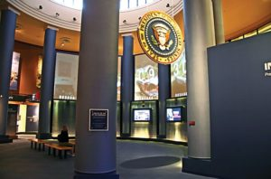 Jimmy Carter Presidential Library, Atlanta, Georgia. Photo Credit: Carter Library.