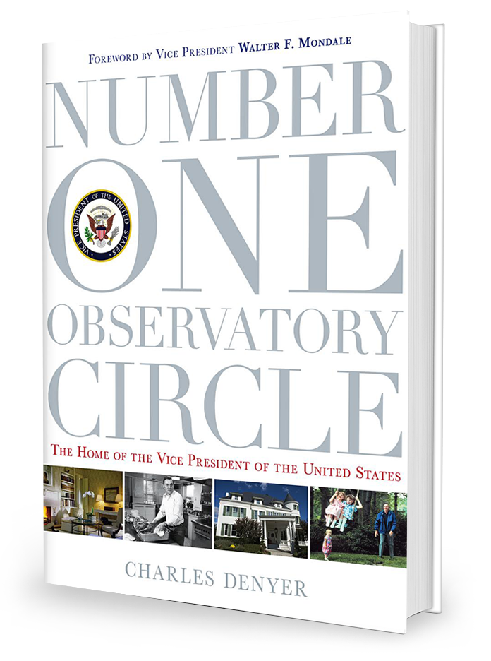 Number One Observatory Circle - The Home of the Vice President of the United States